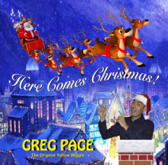GregPageHereComesChristmas